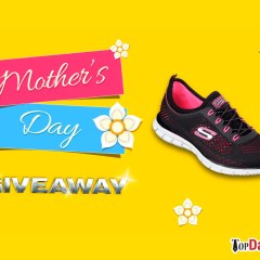 Mothers Day Giveaway! Skechers Stretch Fit