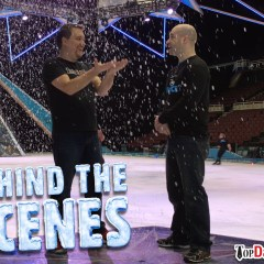 Behind The Scenes At Disney On Ice Frozen
