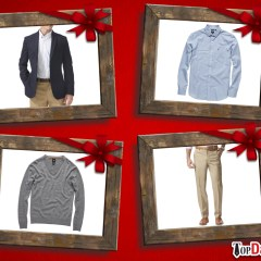 Dress Dad For The Holidays With Dockers + Giveaway!