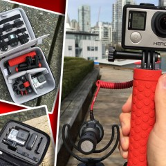Top 8 Accessories For GoPro Cameras