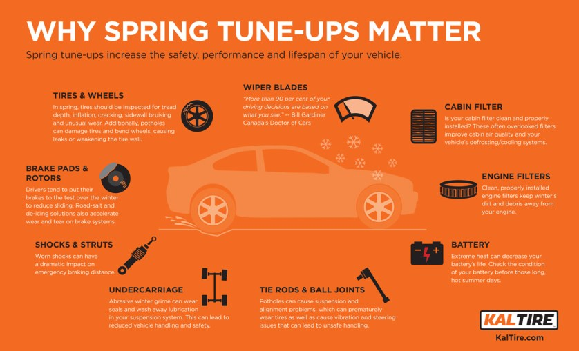 Spring Tune Up