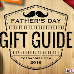 2016 Father's Day Gift Guide + SIX Giveaways!