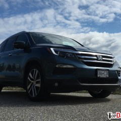 2016 Honda Pilot Touring Review & Top Features