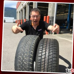 What Do Your Tire Treads Look Like?