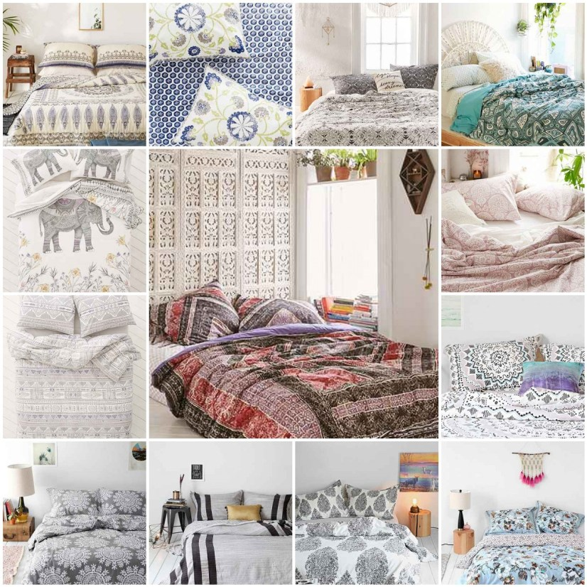 Urban Outfitters bedding on sale