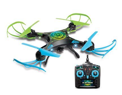 The Sharper Image Remote Control Drone With Camera
