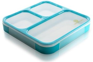 Bento-Lunch-Box-by-Lifemark-Labs-Stylish-Leakproof-Lunch-Kit-with-3-Compartments-For-Kids-Adults-Easy-Portion-Control-Container-is-Dishwasher-Microwave-Friendly-0