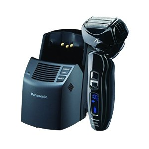 Panasonic-ES-LA93-K-Arc4-Electric-Razor-Mens-4-Blade-with-Multi-Flex-Pivoting-Head-and-Dual-Motor-Premium-Automatic-Clean-Charge-Station-Included-Wet-or-Dry-Operation-0
