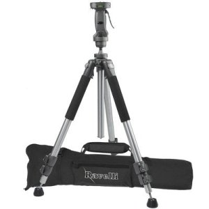 Ravelli-APGL4-New-Professional-70-Tripod-with-Adjustable-Pistol-Grip-Head-and-Heavy-Duty-Carry-Bag-0
