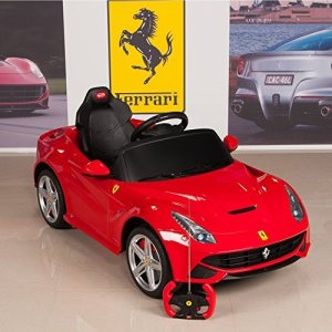 12V-Ferrari-F12-Kids-Ride-On-Car-with-Remote-0