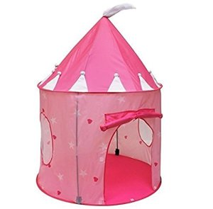 Click-N-Play-Girls-Princess-Castle-Play-Tent-Pink-0