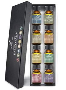 Art-Naturals-Top-8-Essential-Oils-100-Pure-Of-The-Highest-Quality-Essential-Oils-Peppermint-Tee-Tree-Rosemary-Orange-Lemongrass-Lavender-Eucalyptus-Frankincense-Therapeutic-Grade-Great-For-Massage-Aro-0