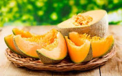 Ananasový melón Ovocie s najväčším obsahom vody