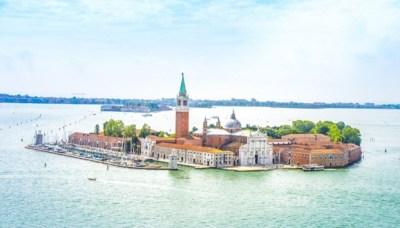 Benátky, Taliansko Najkrajšie mesto