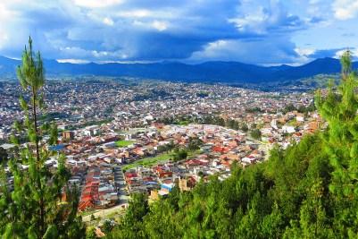 Loja, Ekvádor Najlepšie počasie po celý rok