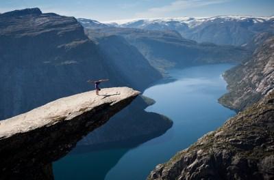 Norske Fjordy