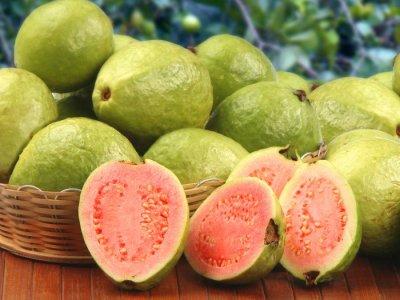 guava Potraviny pre zdravé vlasy