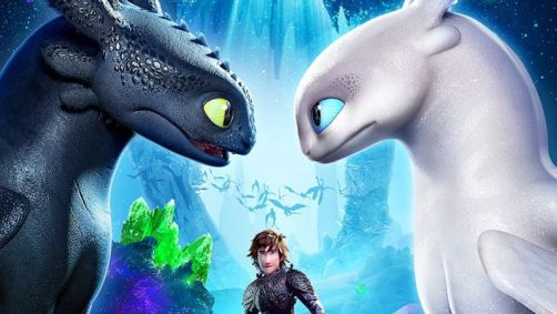 How To Train Your DragonThe Hidden World Filmy 2019