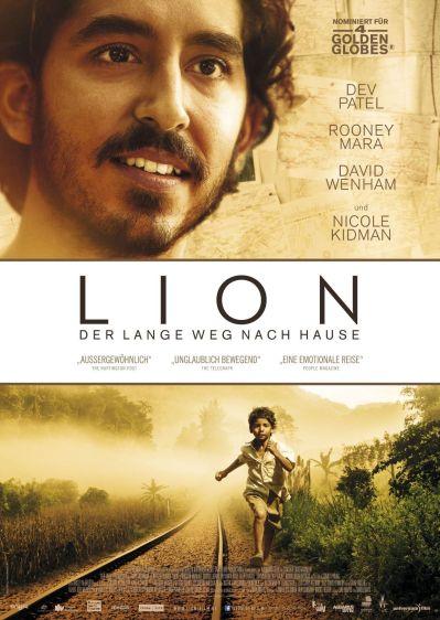 Lion Filmy so silným príbehom