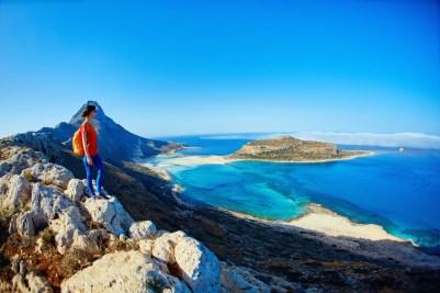 Kréta, Grécko Najkrajší ostrov