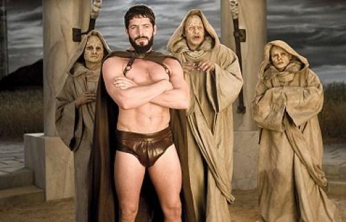 Toto je Sparta! Filmové paródie
