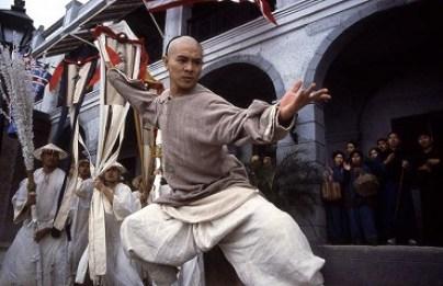 Vtedy v Číne kung fu filmy
