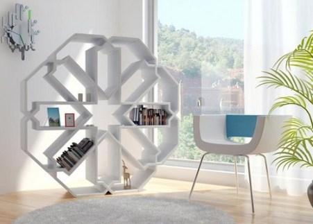 Marocký dizajn knižnice