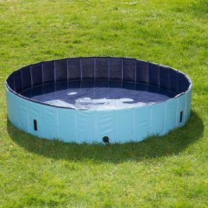 Bazén pre psov Ako okúpať psa