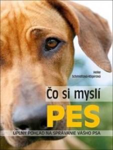 čo si myslí pes Knihy o psoch