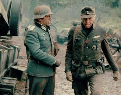 Železný kríž Filmy o 2 svetovej vojne