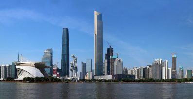 8. CTF Finance Centre, Guangzhou - 530.4m