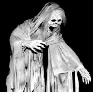 4. Ghoul na Strednom východe Historické príšery