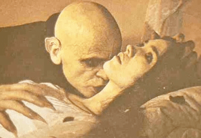 8. Upír slovanský Historické príšery