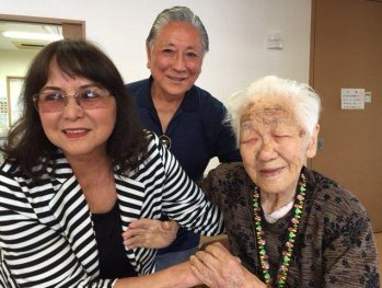 Kane Tanaka Najstarší človek na svete