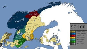 Vikingovia nikdy neboli súčasťou jednotnej skupiny.