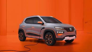 Dacia Spring Electric EV