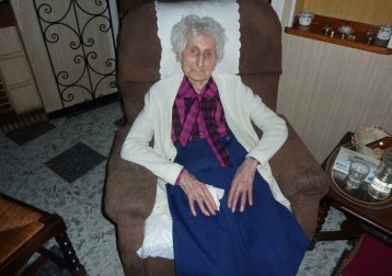 Jeanne Bot Najstarší človek na svete