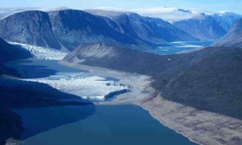 Baffinov ostrov Najväčší ostrov na svete