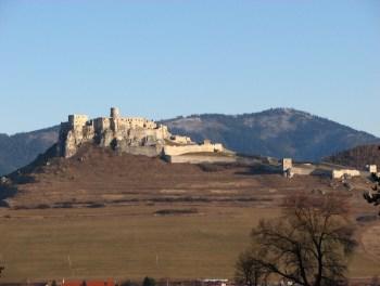 Spišský hrad Najväčší hrad na svete 10 najväčšie hrady na svete