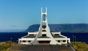 Stykkishólmskirkja Church , Island