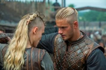 vikingovia preferovai blond