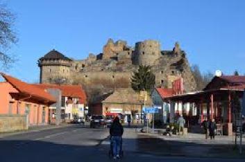 Fiľakovský hrad Hrady na Slovensku