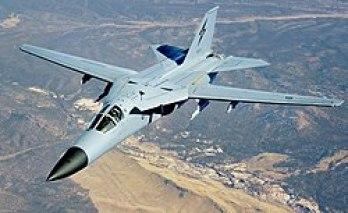 General Dynamics F-111 Aardvark Najrýchlejšia stíhačka