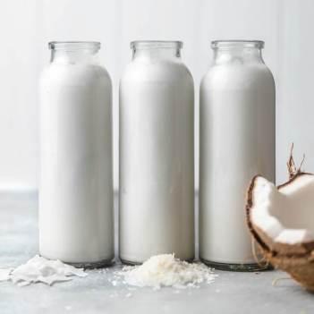 kokosove mlieko Ako si vyrobiť kokosové mlieko