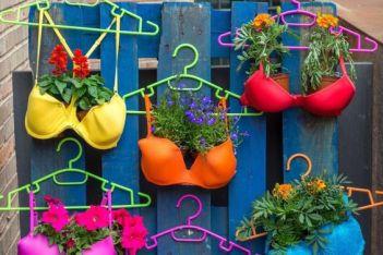 kreativny kvetinac 15 kreatívnych typov na kvetináč