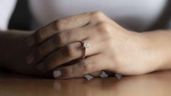 zasnubný prsteň
