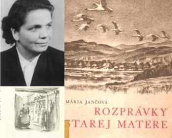 Mária Jančová - Rozprávky starej matere