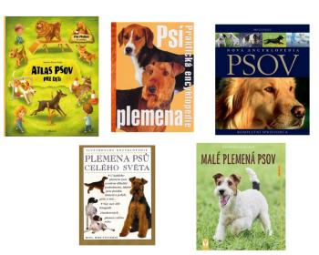 kniha plemena psov