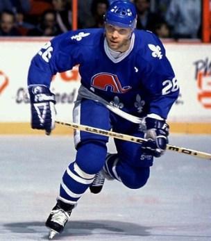 Peter Šťastný Slováci v NHL