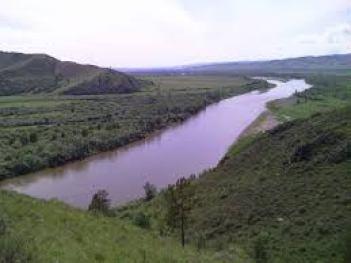 rieka selenga